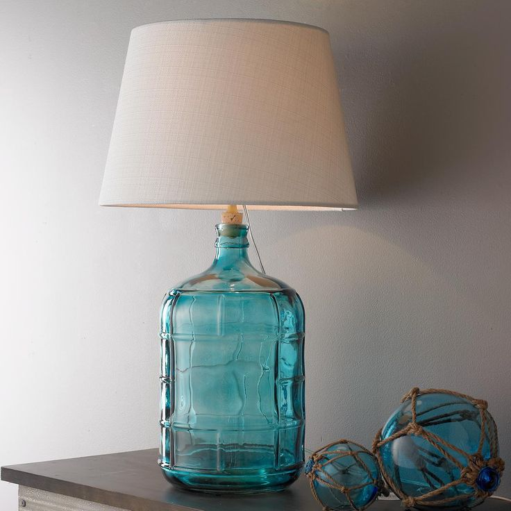 170 best turquoiseteal aqua images on pinterest rugs accent woven glass jug table lamp topped with a bone white linen shade and french cord wiring keyboard keysfo Gallery