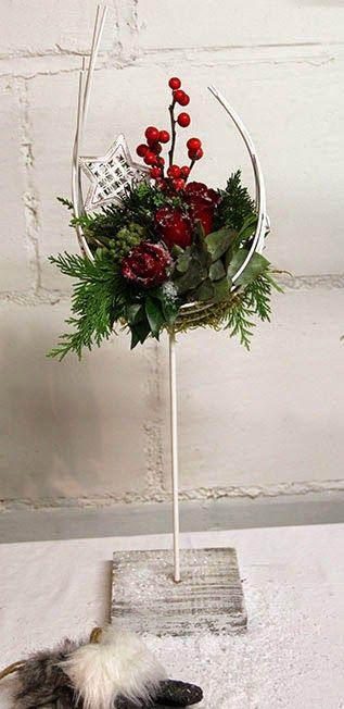 Bloemschikken Rosalie: Kijkdag Bloemschikken Advent & Kerst 2014