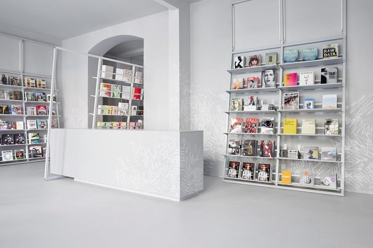 The interior of soda.BERLIN, a bookshop for visual culture in the heart of Berlin, was the brainchild of Designliga, the Munich-based bureau for visual communication and interior design. After soda.MÜNCHEN, Sebastian Steinacker opened the...