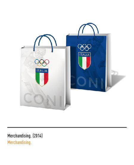 Marchio Coni - Merchandising 2014