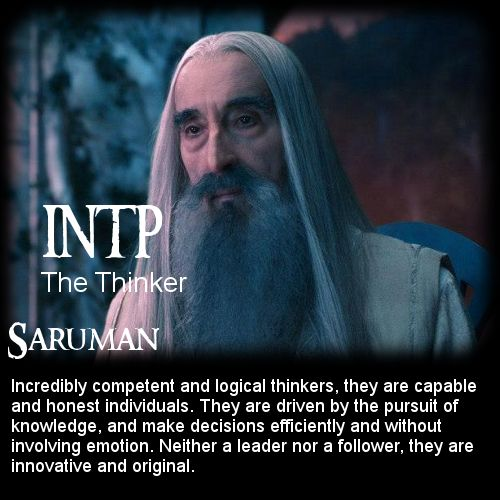 14 best images about Personality: INTP on Pinterest ...