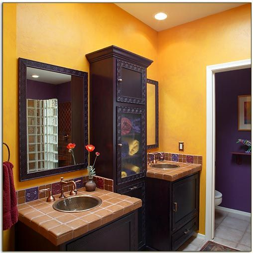 100 Best Guest Bathroom Images On Pinterest | Bathroom Colors, Home And  Bathroom Ideas