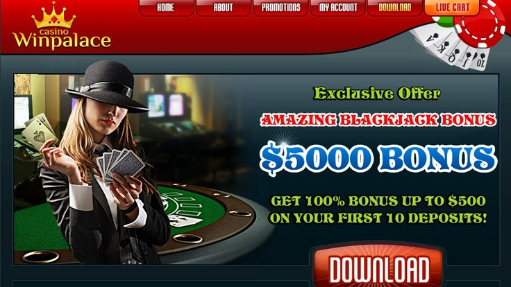 My favorite place to play blackjack winpalace casino  http://www.fivestarcasinos.com