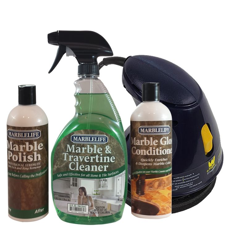 MARBLELIFE® Marble Counter U0026 Table Top Kits U2013 With Buffer