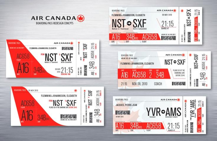 Plane ticket design Ticket design, Boarding pass