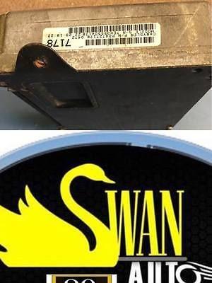 1996-1997 Dodge Caravan Voyager Ecm Ecu Computer P04727178 #car #truck #parts #computer, #chip, #cruise #control #engine #computers #p04727178