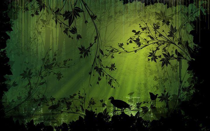 Pukeko on the Prowl - Julian Hindson