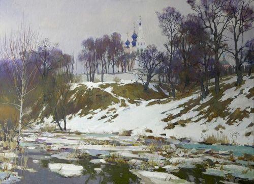 Сборник картин русских художников 16-19 веков часть 3 (241 работ)