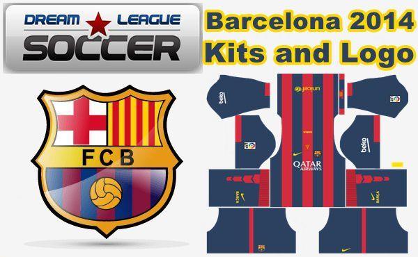 Dream League Soccer Kits Barcelona 2014 2015 With Logo Url In 2020 Soccer Kits Soccer Logo Barcelona Futbol Club