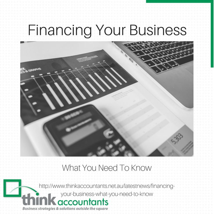 Starting your business, growing your business or riding out a tough time in your market space? Looking at financing? https://goo.gl/PNrvTc #BusinessAccountant #Melbourne