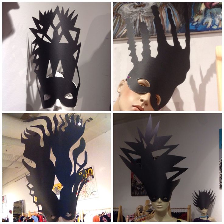 Masks for Fields Designstore