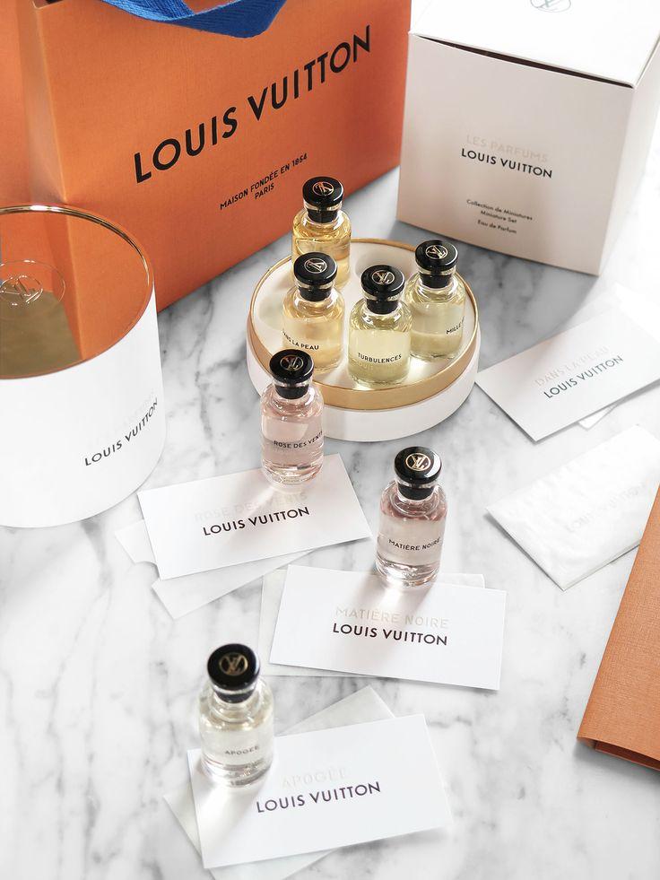 Louis Vuitton Les Parfums Miniature Set Review