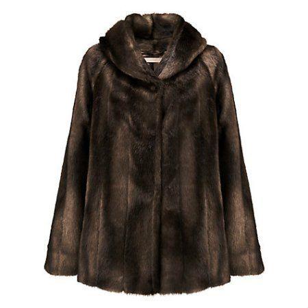 Abrigos de piel sintética que necesitas tener en tu armario ¡YA! - IMujer