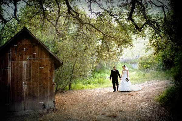 Rustic Wedding - Temecula Creek Inn