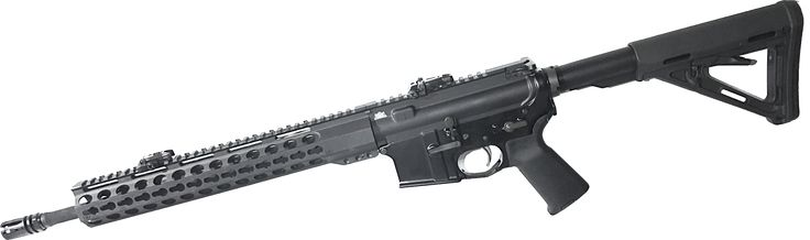 AR-15 Sight Placement: Get It RightOr Not! Source: AR-15 Lower Parts Kit Co.