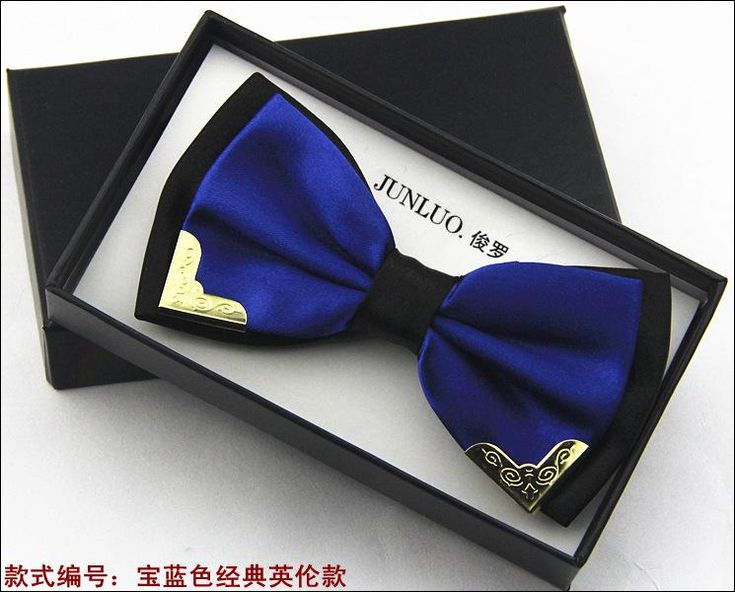 New Style Fashion Boutique Metal Head Bow Ties For Groom Men Women Butterfly Solid Bowtie Classic Gravata Cravat Freeshipping $5.99   #model #shopping #cute #fashion #dress #instafashion #instastyle #pretty #swag #fashionista #iwant #glam #streetstyle #ootd #cool