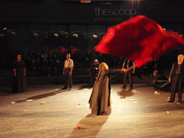 The Mother by Bertolt Brecht at The Scoop, London