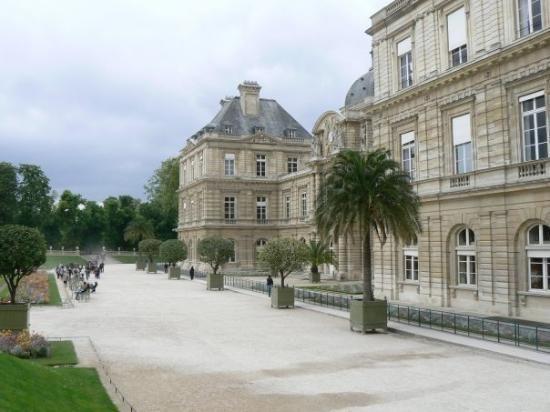 Jardin du Luxembourg : Luxunburg Palace