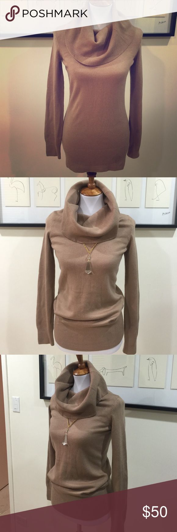 French Connection turtle neck Perfect condition and very comfy! Pair up with riding boots, skinny jeans or leggings this winter season.  Dress it up or down. Smoke free home. French Connection Tops