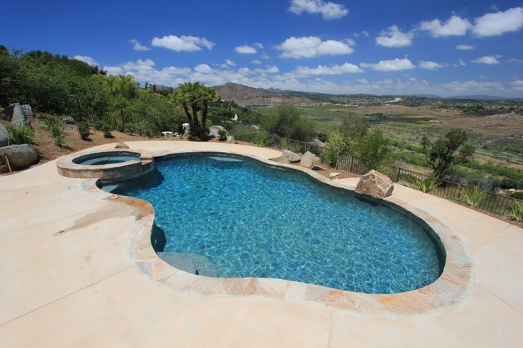 1000 images about pool ideas on pinterest midnight blue for Pool design 974