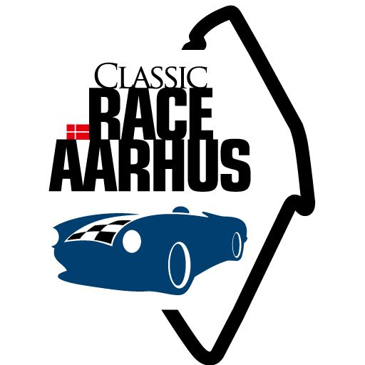 Classic Race Aarhus 19-21 May 2017 - The official logo. Visit @ http://legendary-circuits.eu/classic-race-aarhus/ << click here.