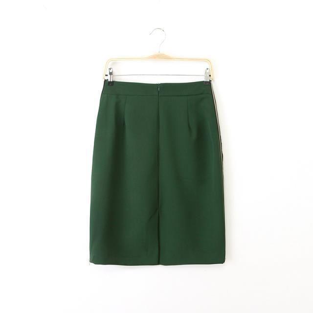 Опт осенние юбки длинные