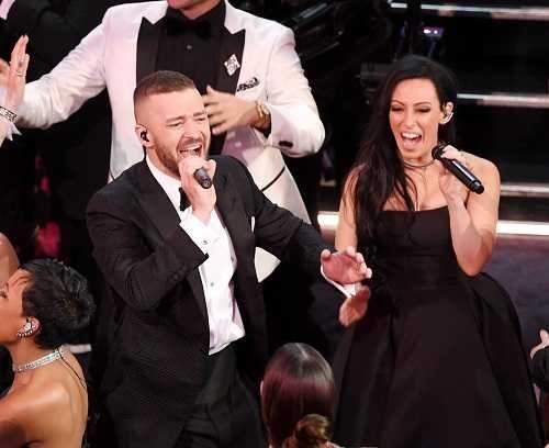 Justin Timberlake dio inicio a la 89a edición de los Óscar