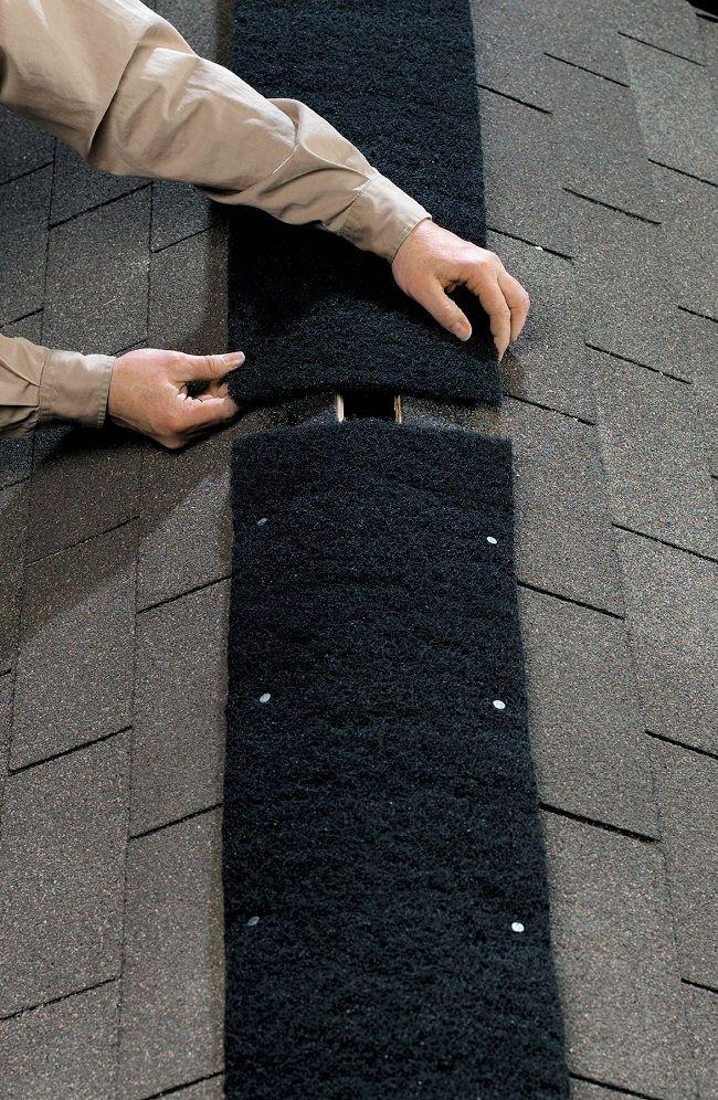 Hg0210 068 F Ridge Vents Roofing Diy Diy Storage Shed Plans