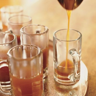 Rachel Ray's Spiked Apple Cider Truly the best apple cider I have ever had :)