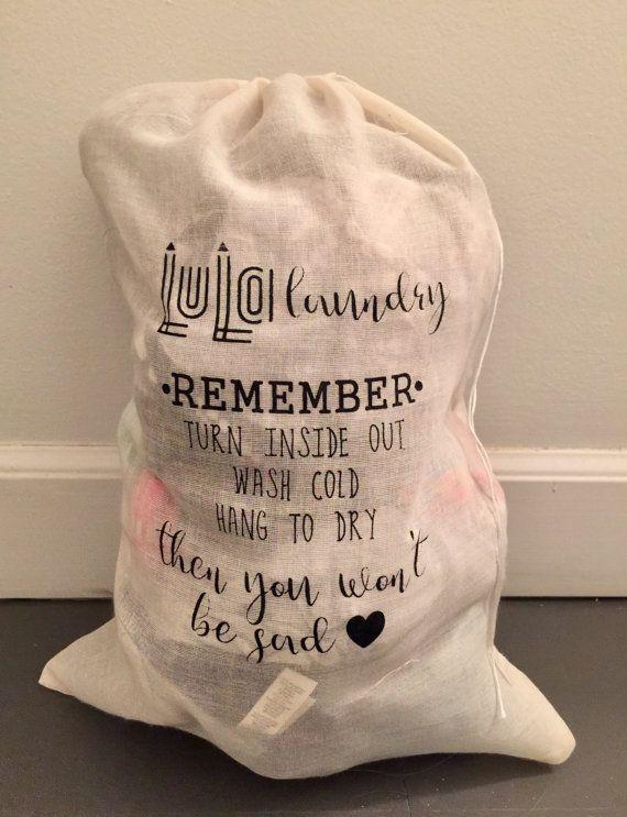 LuLaRoe Laundry Bag LuLaRoe Garment Bag LuLaRoe by ...