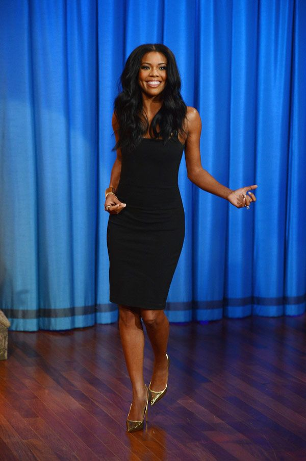Gabrielle Union Pregnant With Dwayne Wade's Baby Report. This may or may not be true.
