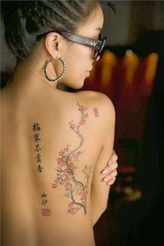 Japanese tattoo