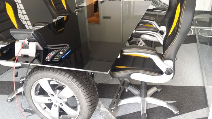 Pit Stop furniture GoodYear