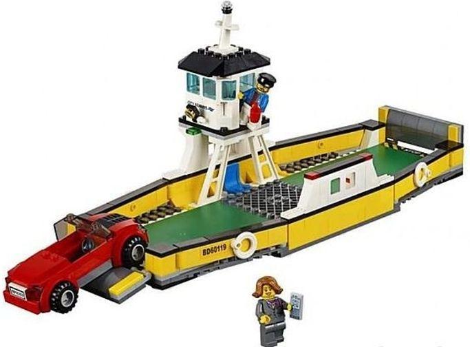 Lego City 60119 Přívoz - 0