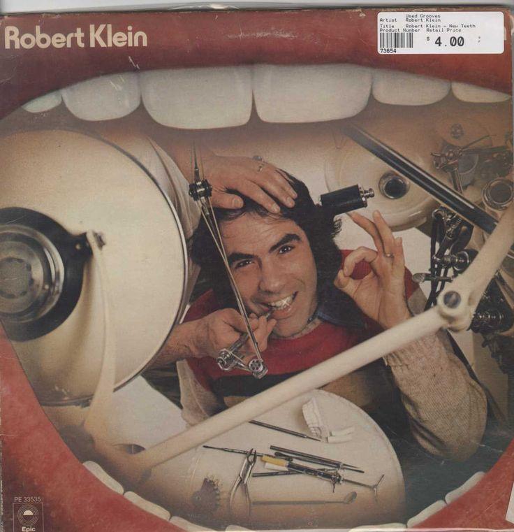 Robert Klein - New Teeth