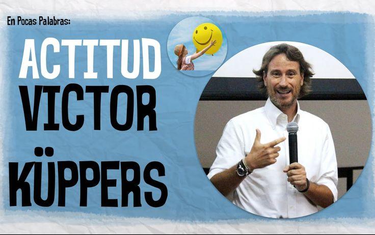 Actitud de Victor Küppers en Pocas Palabras