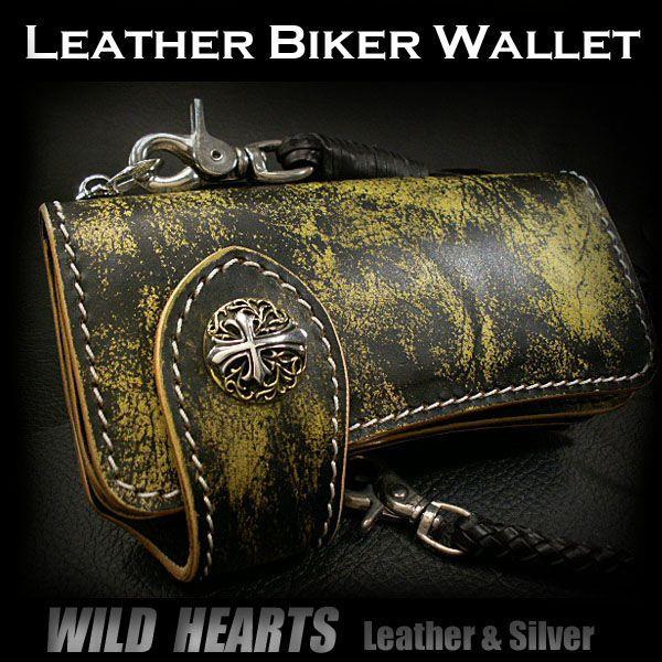 Zip Around Leather Wallet Purse Genuine Cowhide