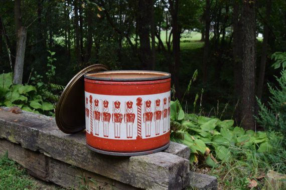 Large Vintage Shipping Storage Drum. Toy by FindingtheFloor