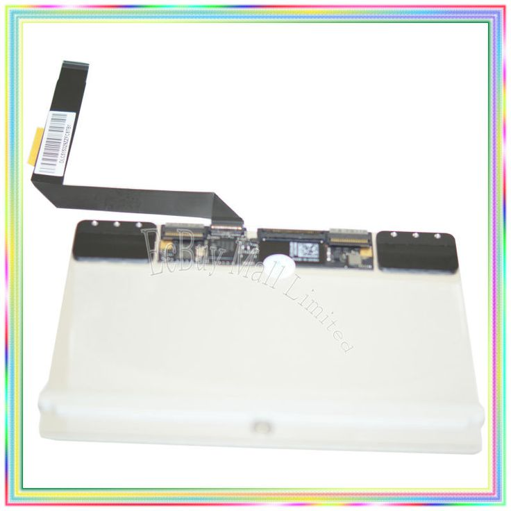 "Original New Touchpad Trackpad with cable 593-1604-B For 2013 2014 years Macbook Air 13.3"" A1466"