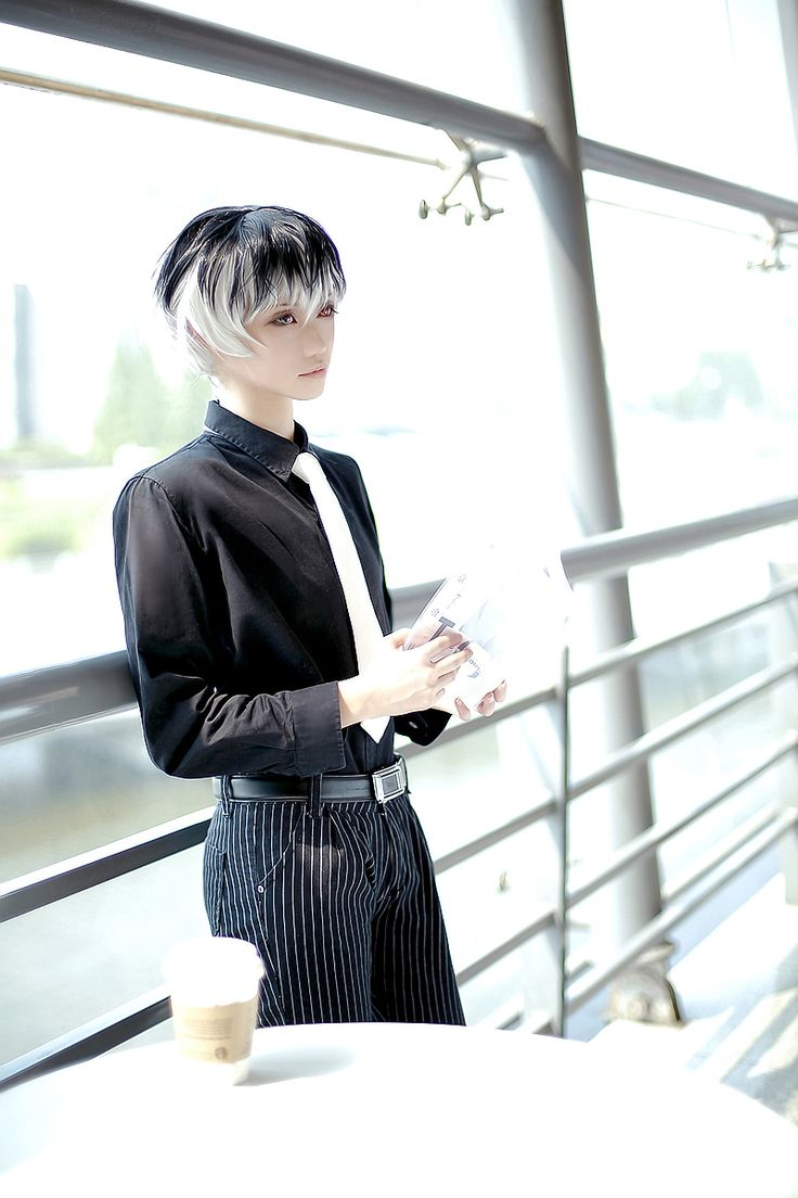 Sasake haise 東京喰種:re - Takuwest(沢西) Ken Kaneki Cosplay Photo - Cure WorldCosplay