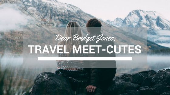 Dear Bridget Jones: Travel Meet-Cutes