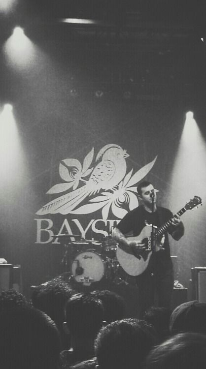 sureinporcelain:  Bayside // April 16th Best Buy Theater - New York, NY The Great American Cult Tour