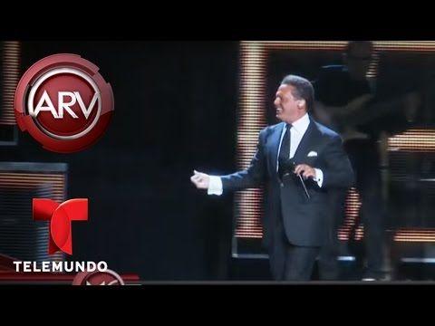 Luis Miguel pospone conciertos por problemas de salud | Al Rojo Vivo | Telemundo - http://spreadbetting2017.com/luis-miguel-pospone-conciertos-por-problemas-de-salud-al-rojo-vivo-telemundo/