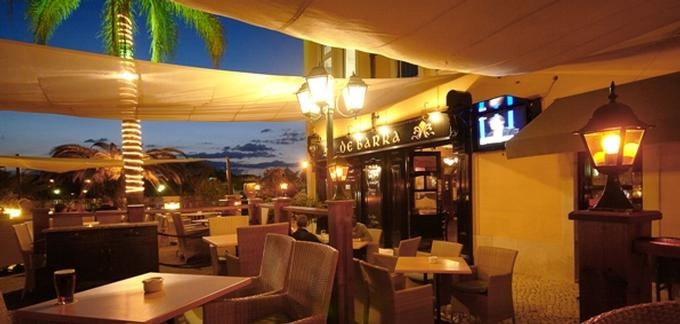 deBarra Irish Bar and Grill. Quinta Shopping, Quinta do Lago, Portugal