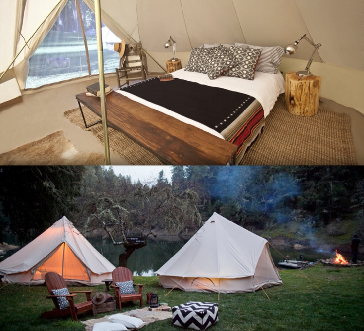 17 Best Images About Camping On Pinterest: 17 Best Images About Glamping And Tent Ideas On Pinterest