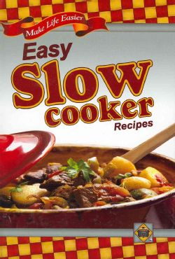50 Simple Soups for the Slow Cooker (Spiral bound) | Overstock.com Shopping - The Best Deals on General Cooking