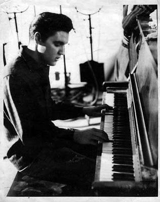 Image result for Elvis presley march 12, 1961