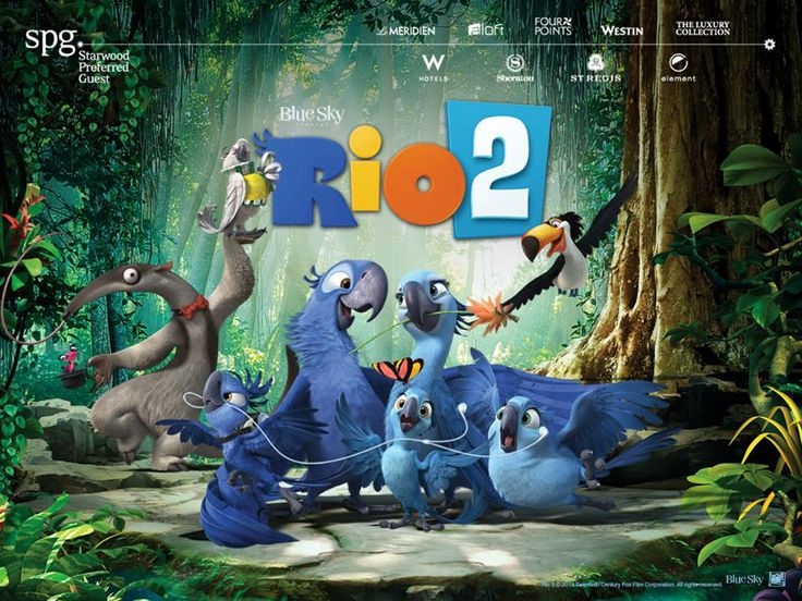 Bring the whole flock!  Enjoy 50% off your children's room, free kid's meals, online Rio 2 games and more: exclusive trailers, activity sheets, and wallpapers/screensavers.  Rates start from USD 170++ per room per night. Booked by October 31st, 2014.