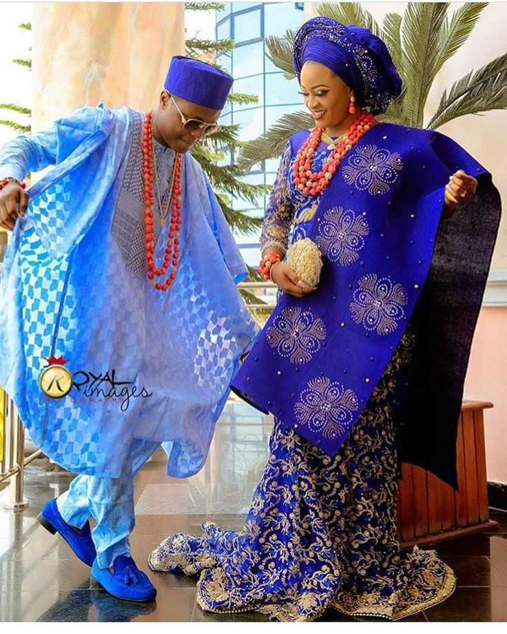Native Wears Together Forever Ihuoma And Chukwuka Igbo Traditional