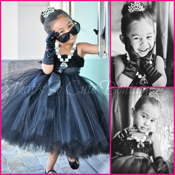 breakfast at tiffinay tutu dress | Audrey Hepburn Breakfast at Tiffany's Tutu Dress, Black Tutu Dress ...